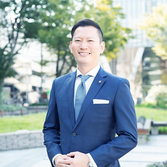 コスモサービス代表取締役社長 徳山太士